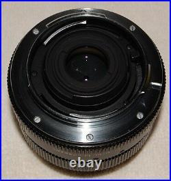 35mm ELMARIT-R f/2.8 N0N-ROTATING VERSION 1 1969 Leica Leitz 2-cam, near mint