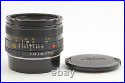 Almost MINT Leica Summicron R 50mm F/2 R Only Leitz Canada Lens From JAPAN