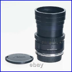 Canon Leica Leitz R 90mm F2 Summincron Canada Manual Focus EOS EF Mount Lens