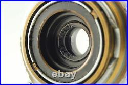 EXC+4 Leica Leitz Elmar 3.5cm 35mm f3.5 L39 LTM Screw Mount Lens From JAPAN