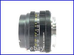 EXC+++++Leica Leitz Wetzlar Elmarit R 28mm f2.8 from JAPAN