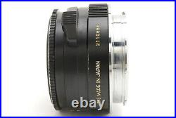 EXC+++++Minolta M-Rokkor 40mm F/2 For Leitz Leica CL CLE Lens From JAPAN