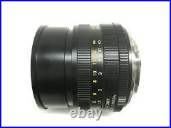 EXCELLENT+5 Leica Leitz Summicron R 50mm f2 Lens For Leica R-Only from JAPAN