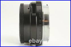 EXCELLENT+5 Minolta M Rokkor 40mm f2 For Leica M Leitz CL CLE From JAPAN