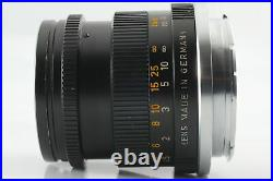 Exc+5 Leica Leitz Wetzlar second Summicron M 50mm f2 Lens from japan #953