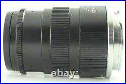 Exc+++ Minolta M-Rokkor 90mm f/4 Made by Leitz for Leica M mount From JAPAN