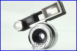 Exc3 Leica Leitz Wetzlar Summaron 35mm f3.5 M Mount Goggle Hood Fr JAPAN a53