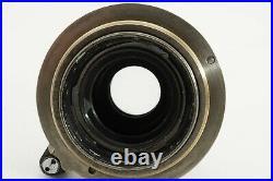 =Excellent= Leica Leitz Elmar 50mm f/3.5 for L39 LTM + LM conversion ring 253