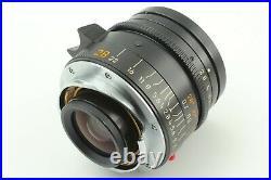 Exe+4 Leica ELMARIT M 28mm f2.8 LEITZ WETZLAR 4th E46 Lens From JAPAN