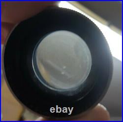 For Parts or Repair Leitz Leica Summitar F=5cm f/2/Bad conditionM100