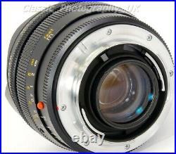 LEICA Fisheye-Elmarit-R 16mm F2.8 Lens by LEITZ Wetzlar 3-CAM for all R Models