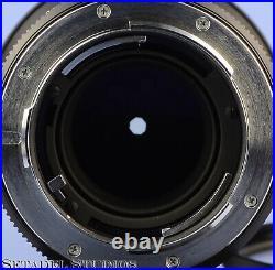 LEICA LEITZ 180MM ELMARIT-R F2.8 11923 3CAM R LENS +CAPS +13387 E67 UVa CLEAN