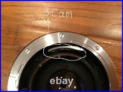 LEICA LEITZ WETZLAR ELMARIT-R 35mm F/2.8 (3 Cam) Lens for R-Mount Only