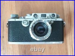LEICA Leitz 111b Camera with Schneider-Kreuznach Xenogon 35mm f/2.8 lens & case