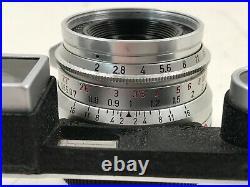 LEICA SUMMICRON M 35mm f/2 Goggles LEITZ Germany Version