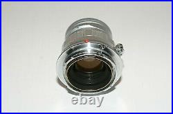 LEITZ / LEICA 50mm Summicron-M f2.0 PRISTINE