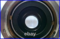 LEITZ Leica Elmar L39 35mm/F3.5 A36 Lens Yr. 1937 LTM Germany