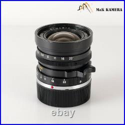 LEITZ Leica Elmarit M 28mm/F2.8 Ver. II Lens Yr. 1975 Canada #092