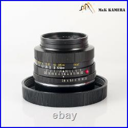 LEITZ Leica Elmarit-R 35mm/F2.8 Ver. I V1 Lens Yr. 1967 Germany #582