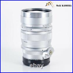 LEITZ Leica Summarex L39 85mm/F1.5 Lens Yr. 1950 LTM Germany #969