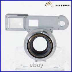 LEITZ Leica Summilux M 35mm/F1.4 Steel Rim Lens Yr. 1960 Canada #447
