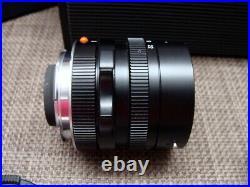 Leica 11804 Leitz Leica Elmarit-M 12.8/28mm unbenutzt/ boxed OVP