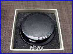 Leica 11819 Leica Summicron-M 2/50mm schwarz 1a Sammlerstück/ boxed OVP