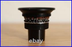 Leica 21mm F3.4 SUPER-ANGULON-R Leitz Lens in Original Box Has Fungus READ