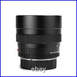 Leica 80mm F1.4 SUMMILUX-R Leitz Lens #320