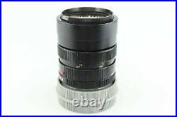 Leica Elmarit R 2,8 90 mm 3 CAM mit 14161 Leitz 88613