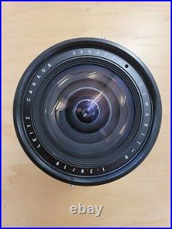 Leica Elmarit-R19mm F2.8 Leitz Cananda
