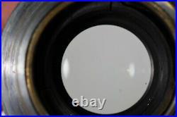 Leica Ernst Leitz Wetzlar Summar f=5cm 12 Collapsible Lens ltm mount