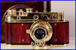 Leica II D Berlin Olympiada 1936 Camera lens Leitz Elmar, f = 5, 13.5