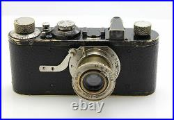 Leica Ia 35mm Film Camera with Leitz 50mm F3.5 Lens. Fully Serviced