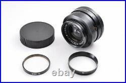 Leica LEITZ WETZLAR ELMARIT-R 35mm F/2.8 Wide Angle Lens 2CAM 2034999 From JAPAN