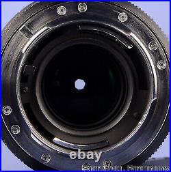 Leica Leitz 100mm Apo-macro-elmarit-r F2.8 11352 Black 3cam R Lens +caps +case