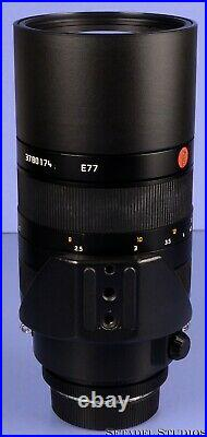 Leica Leitz 11267 70-180mm Vario-apo-elmarit-r F2.8 Black R Lens +box Very Nice