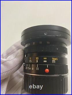 Leica Leitz 21mm 2.8 E60
