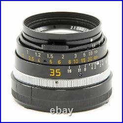 Leica Leitz 35mm F1.4 Summilux-m 11870 #2969