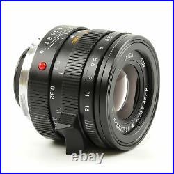Leica Leitz 35mm F2 Apo-summicron-m + Box 11699 #3382