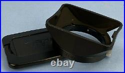 Leica Leitz 35mm Summilux-m F1.4 Double Aa Aspherical 11873 Lens +shade Nice