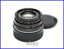 Leica Leitz 40mm f2.0 Summicron-C M Mount Lens #33494