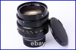 Leica Leitz 50mm 1.0 Noctilux-M Canada OVP 3153760