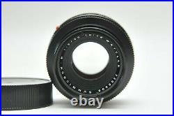 Leica Leitz 50mm f2 Summicron-R Lens SN2366006 for Sony Fuji Mirror-less A7