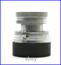 Leica Leitz 5cm f2.0 Summicron Collapsible M Mount Rangefinder Lens #31569