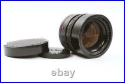 Leica Leitz Canada 90mm f/2 Summicron R 3 Cam Lens