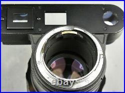Leica Leitz Canada Elmarit 135mm f/2.8
