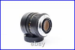 Leica Leitz Canada Summicron R 90mm f/12 Prime lens Excellent