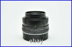 Leica Leitz ELMARIT-R 35mm f/2.8 Germany Lens SN#2186308 for Sony Fuji A7 6500
