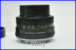 Leica Leitz ELMARIT-R 35mm f/2.8 Lens for Sony Fuji Mirrorless A7 6500